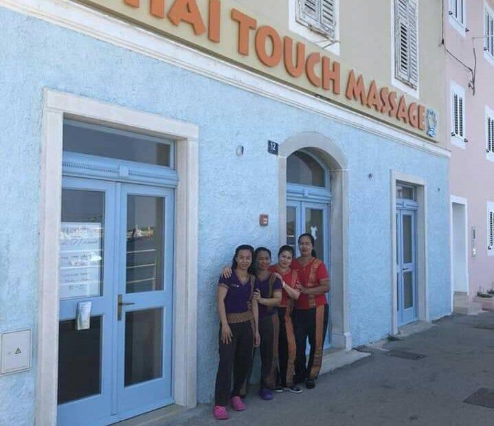 Thai Touch massage salon by day