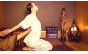 Thai Touch massage klasična thai masaža