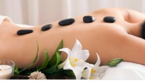 Thai Touch massage hot stone massage