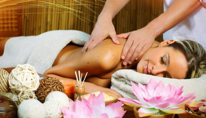 Thai Touch massage aroma therapy